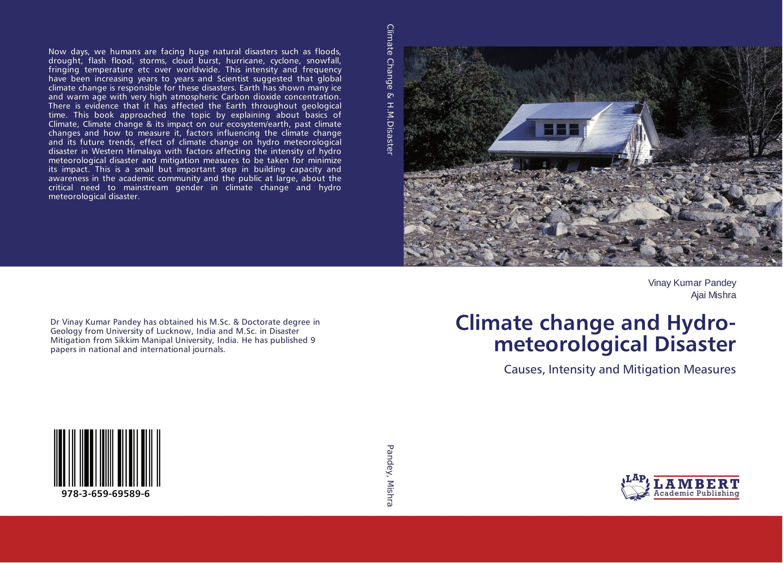 Climate change and Hydro-meteorological Disaster demelash wondimagegnehu goshime and kassa tadele mengistu climate change impact on reservoir operation