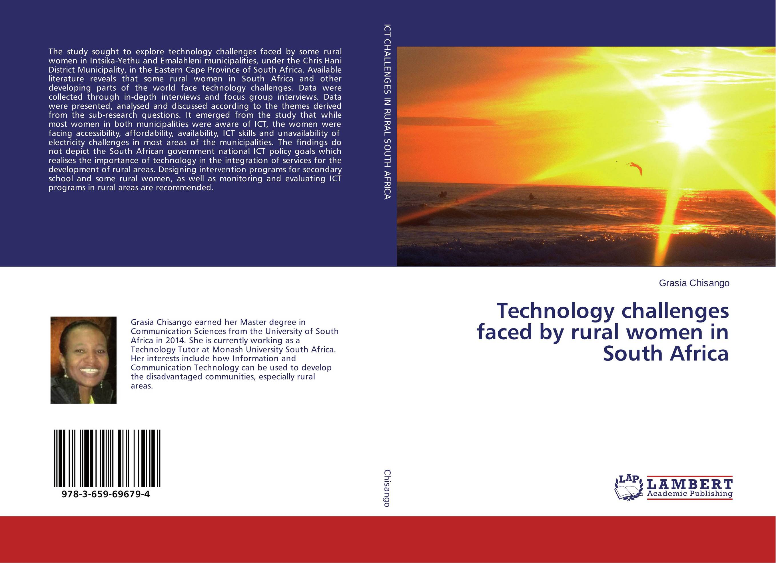 Technology challenges faced by rural women in South Africa south african mnes in africa