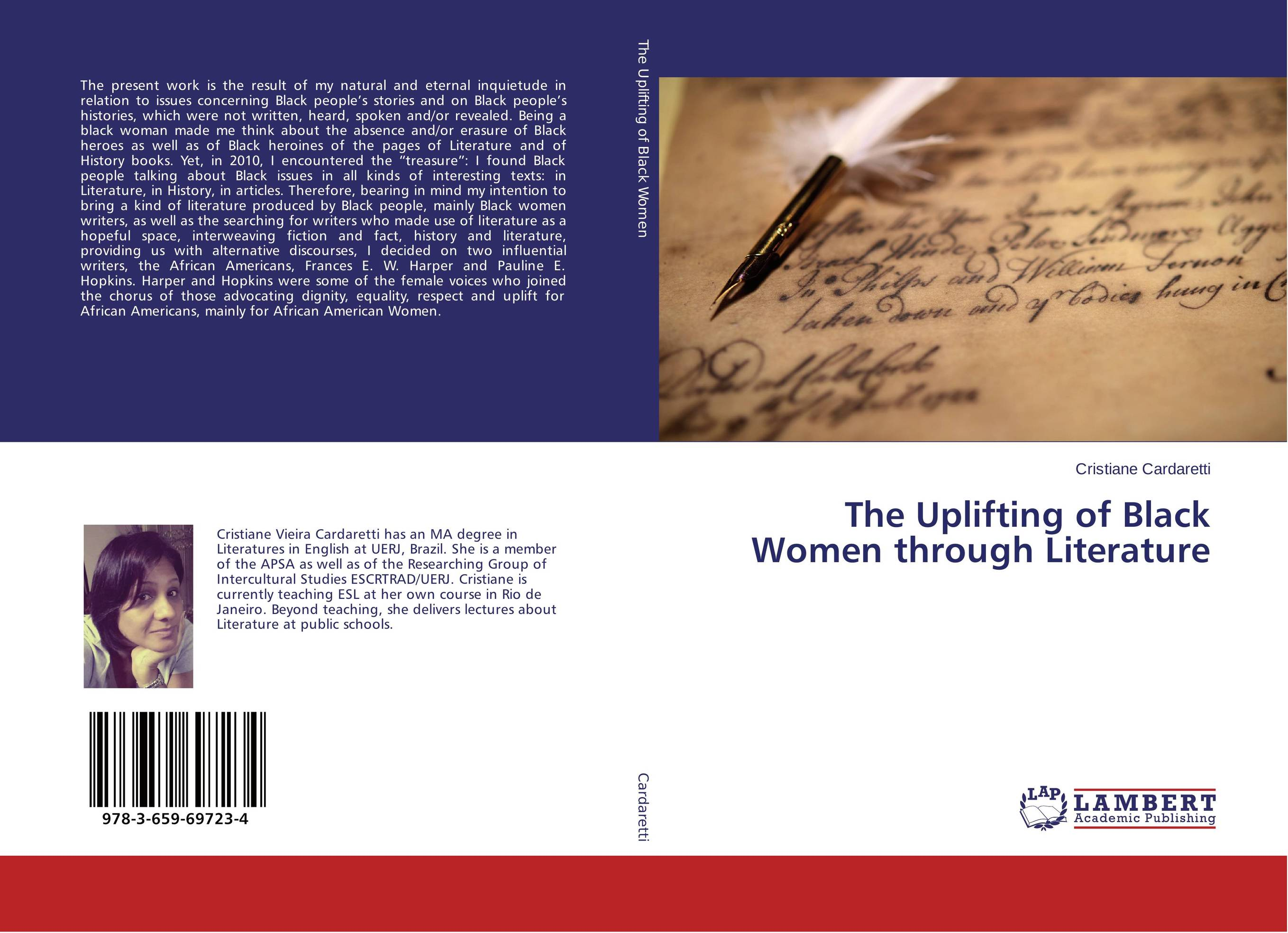 The Uplifting of Black Women through Literature literature and its writers a compact introduction to fiction poetry and drama