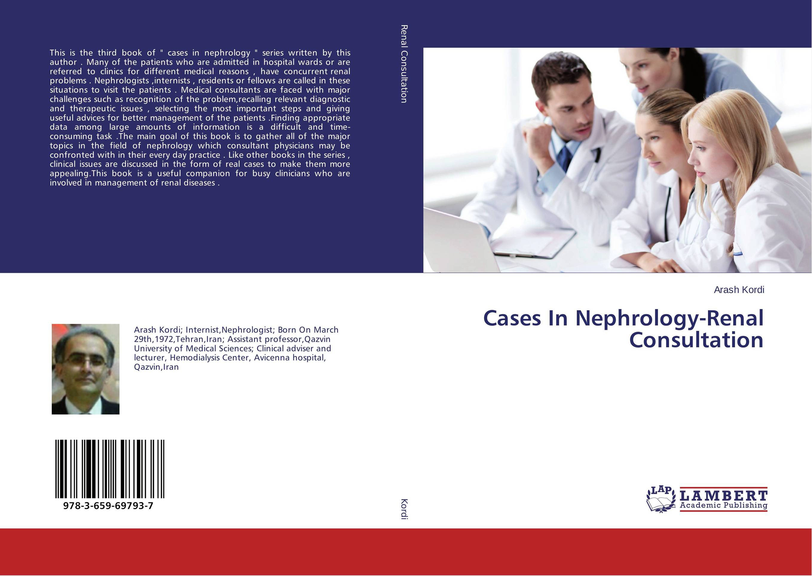 Cases In Nephrology-Renal Consultation lysaght contributions to nephrology – disputed issues in renal failure therapy