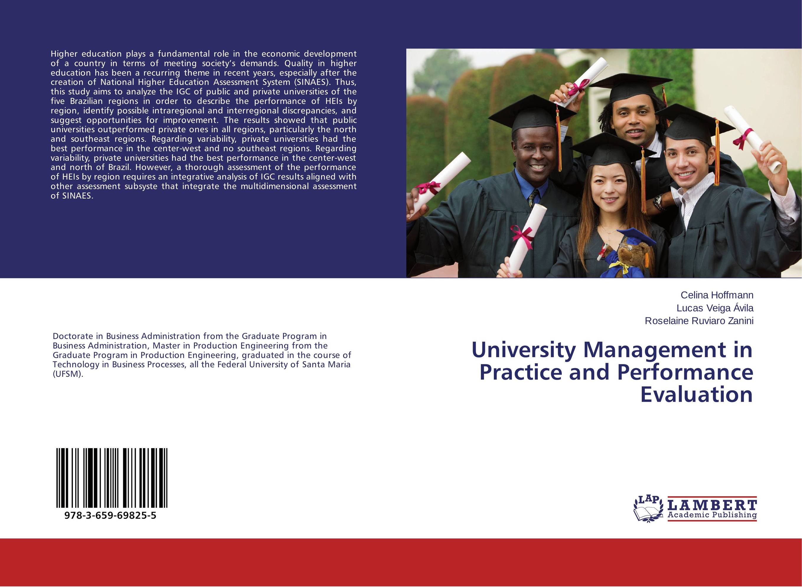 University Management in Practice and Performance Evaluation