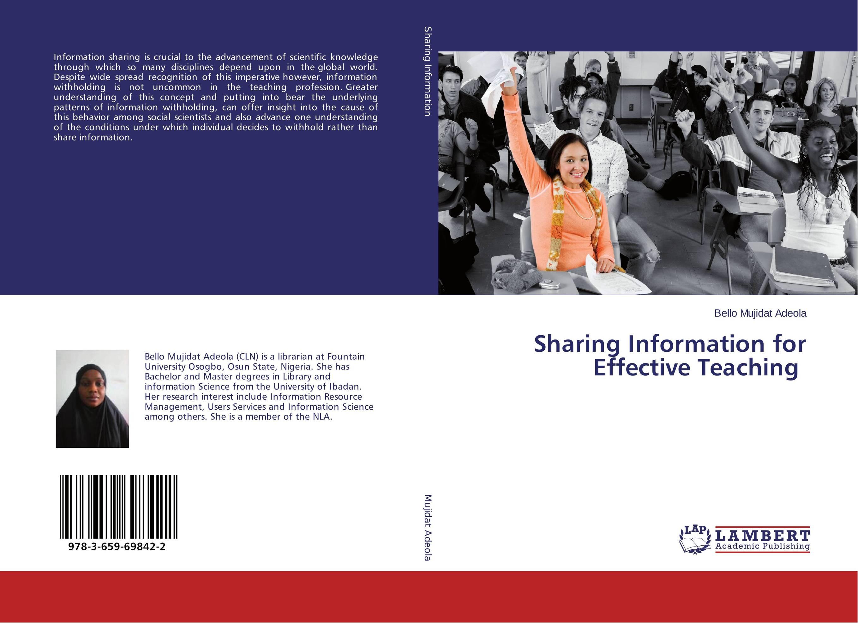 Sharing Information...