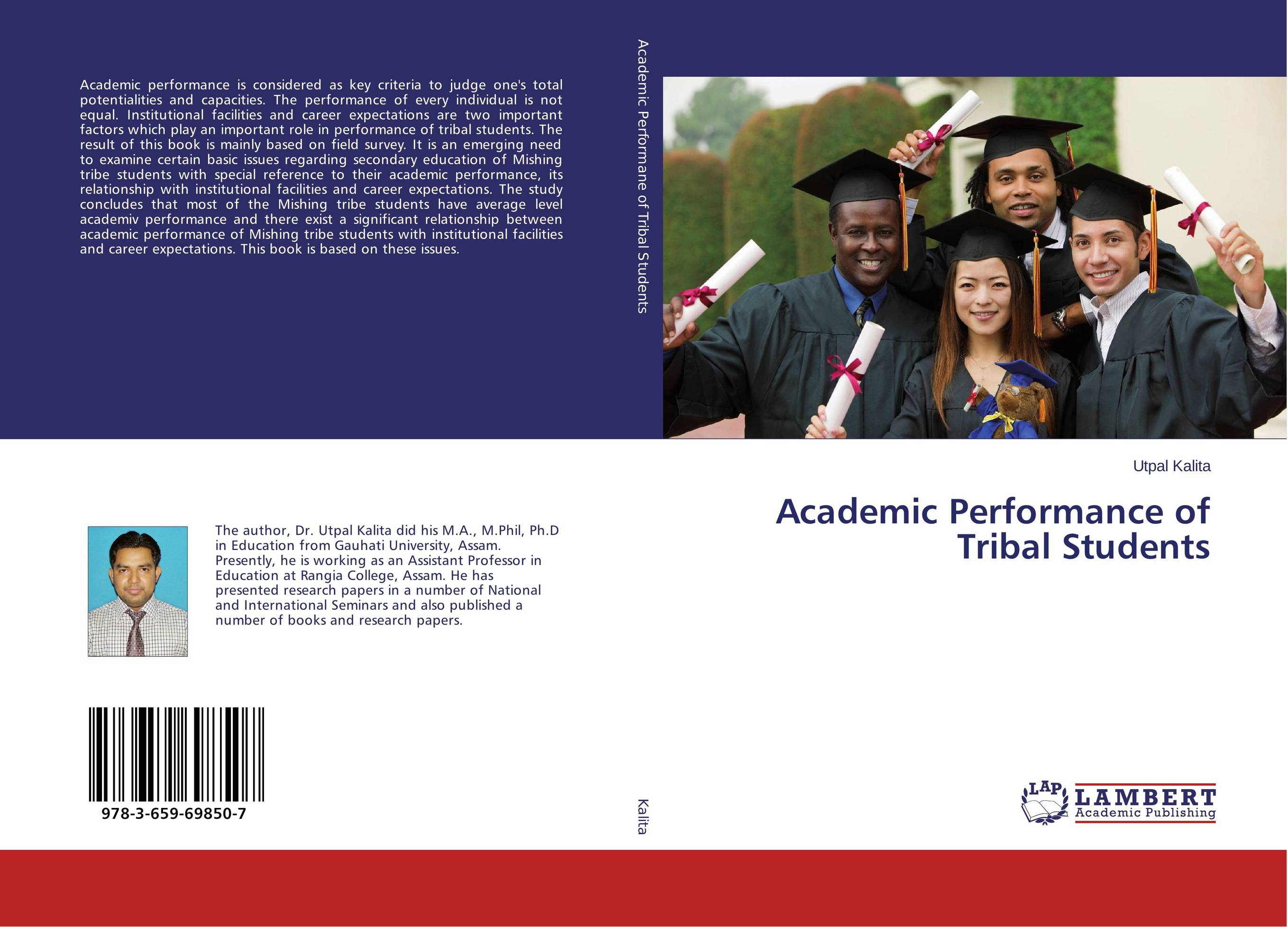 Academic Performance of Tribal Students hewings martin thaine craig cambridge academic english advanced students book