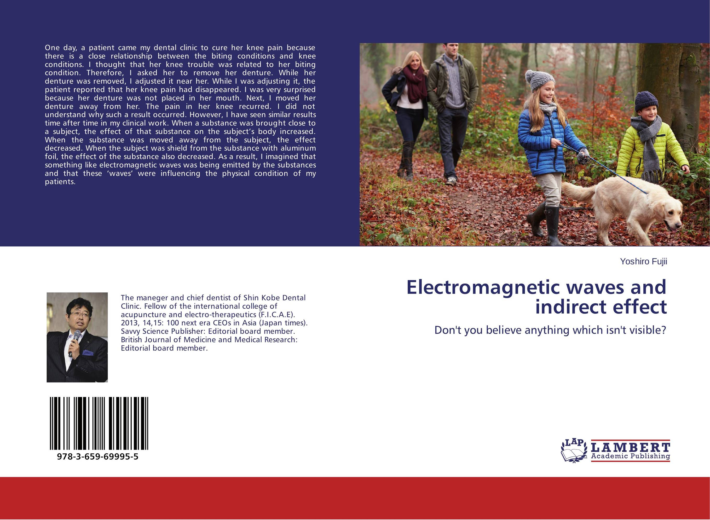 Electromagnetic waves and indirect effect