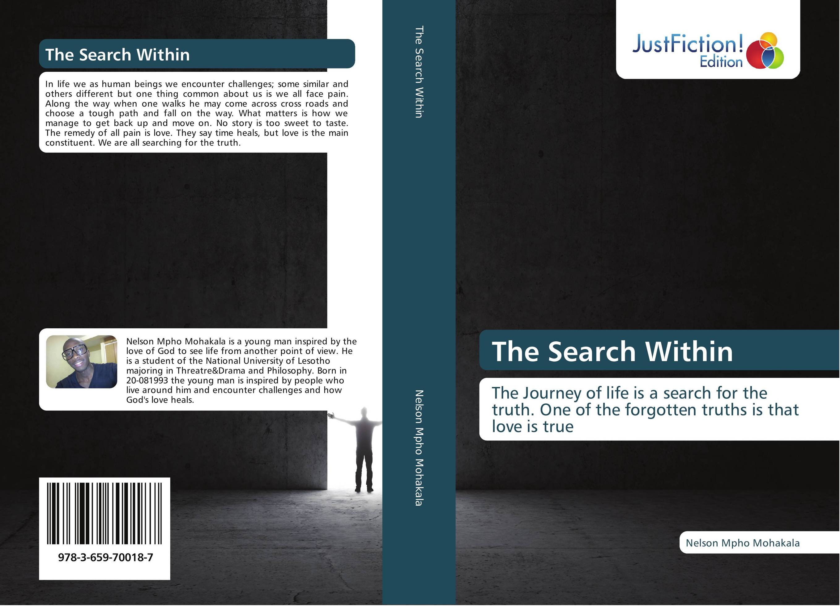 The Search Within love loss and what we ate