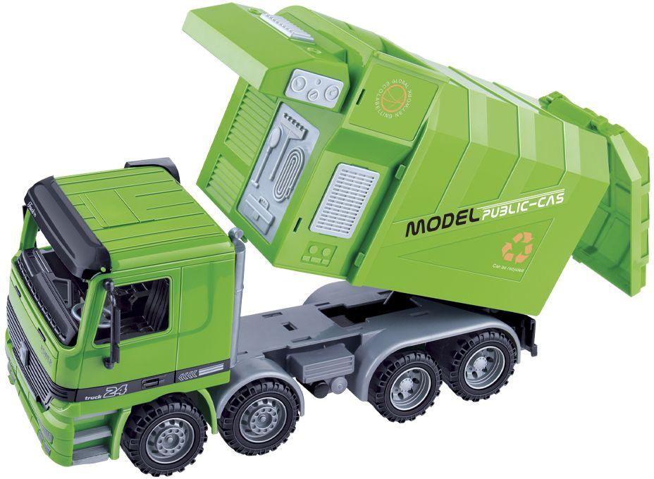 Big Motors Мусоровоз Чистюля big motors мусоровоз чистюля
