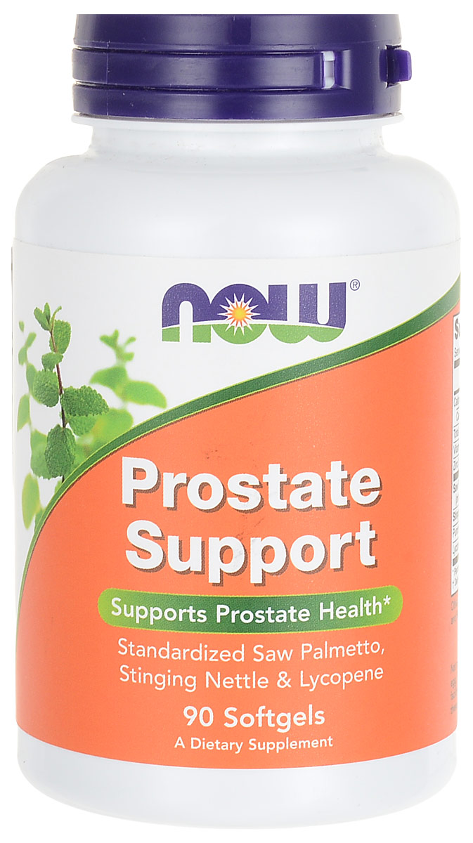 Средство для простаты Now Foods Nutrition Prostate Support, 90 капсул now foods candida support 90 veg capsules free shipping