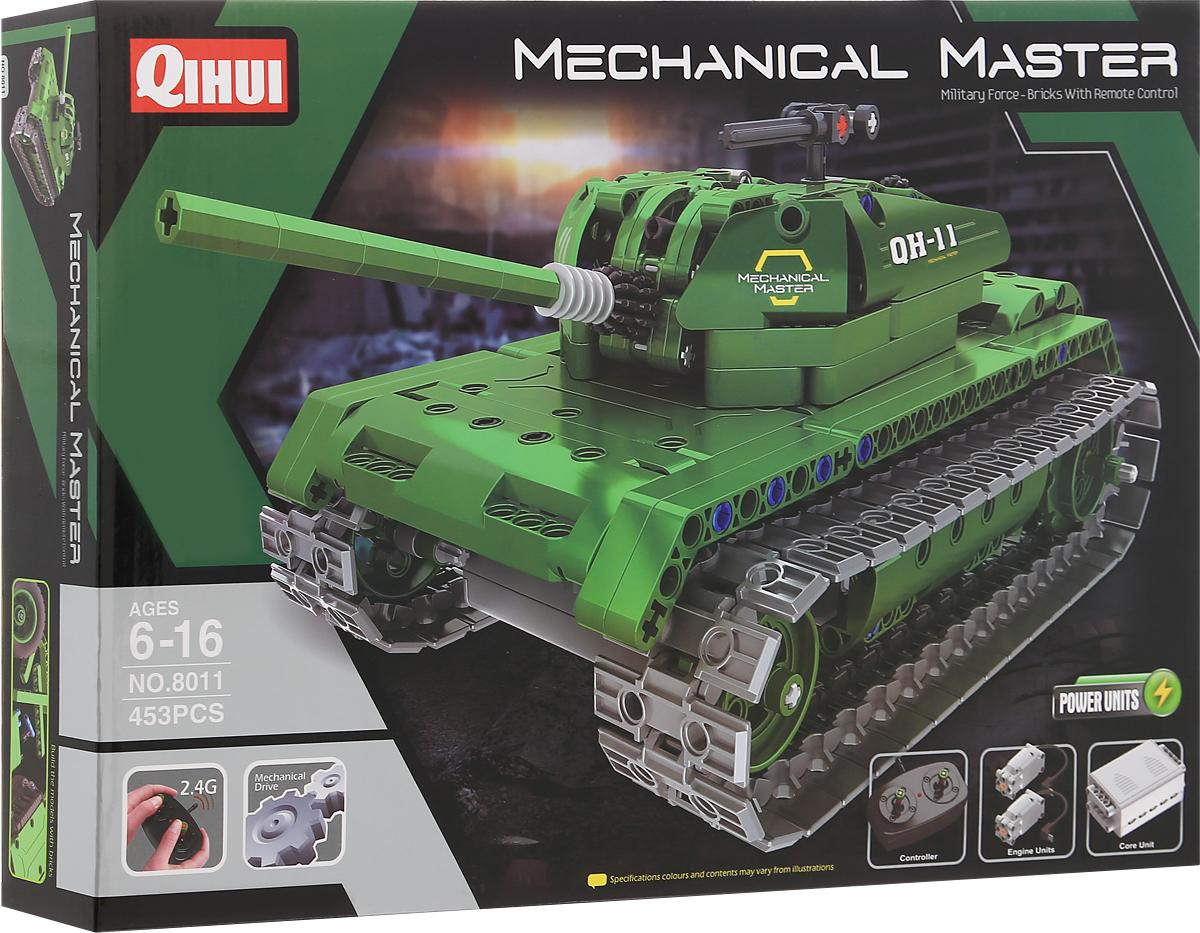 все цены на Qihui Конструктор Tank онлайн