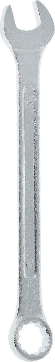 Ключ гаечный комбинированный Helfer, 12 ммHF002006Комбинированный ключ Helfer предназначен для работы с резьбовыми соединениями. Разрезные головки ключей обеспечивают надежный обхват детали и большой крутящий момент. Размеры зева (отверстия) отвечают всем стандартам. Ключ выполнен из углеродистой стали, которая отличается повышенной прочностью.Такой инструмент станет отличным помощником монтажнику или владельцу авто. Длина ключа: 16 см.Диаметр головки: 12 мм.