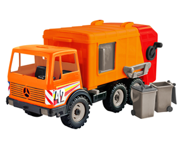 Лена Мусоровоз цвет оранжевый мусоровоз orion камакс мусоровоз 765 разноцветный в ассортименте