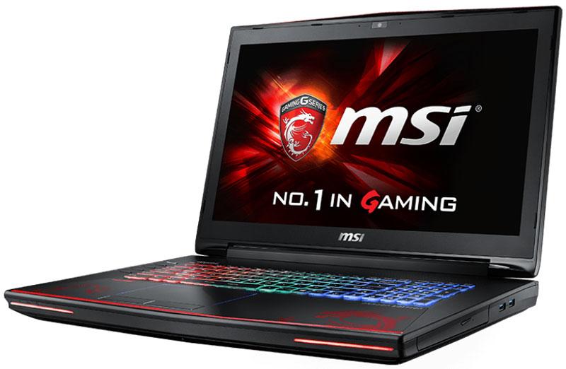 MSI GT72S 6QF-058RU Dominator Pro G Dragon, RedGT72S 6QF-058RUMSI GT72S 6QF Dominator Pro G Dragon - мощный игровой ноутбук, внутри которого самые продвинутые мобильные комплектующие: процессор шестого поколения Intel Core i7 и графическая карта NVIDIA GeForce GTX 980M.Skylake - это кодовое имя новой 14-нм микроархитектуры процессоров Intel последнего, 6-го поколения. По сравнению с предыдущими поколениями платформа Skylake обладает сниженным энергопотреблением при повышенной производительности. Ноутбук оснащен процессором Core i7 6820HK с возможностью разгона от 3.ГГц до 4 ГГц и выше. Super RAID 4 - это новейшая технология построения высокоскоростных систем хранения данных, основанная на архитектуре RAID 0. Объединяя два модуля PCI-E Gen.3 x4 SSD в единое целое, она позволяет развить невероятную скорость передачи данных - более 3800 Мбайт/с в режиме чтения! Вы сможете достичь максимально возможной производительности вашего ноутбука благодаря поддержке оперативной памяти DDR4-2133, отличающейся скоростью чтения более 2,9 Гбайт/с и скоростью записи 3,5 Гбайт/с. Возросшая на 30% производительность стандарта DDR4-2133 (по сравнению с предыдущим поколением, DDR3-1600) поднимет ваши впечатления от современных и будущих игровых шедевров на совершенно новый уровень.Эксклюзивная технология MSI Cooler Boost 3 заключается в установке под капот вашего мощного ноутбука двух охлаждающих модулей и их объединения с индивидуальными теплоотводами - для GPU и CPU. Одно нажатие кнопки запуска системы охлаждения на полную мощь, и несколько теплоотводов в сочетании с двумя вентиляторами активно выведут генерируемое системой тепло наружу. Такое решение делает эту модель ноутбуком с самой эффективной системой охлаждения в классе.Система охлаждения с двумя вентиляторами Cooler Boost 3 создана специально для нового поколения сверхмощных CPU и GPU. Несмотря на то, что эта система отлично справляется со своими задачами в автоматическим режиме, ею можно управлять независимо, с помощью кнопки з