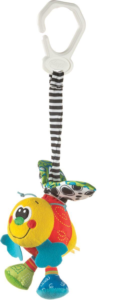 Playgro Игрушка-подвеска Пчелка playgro игрушка инерционная пчелка