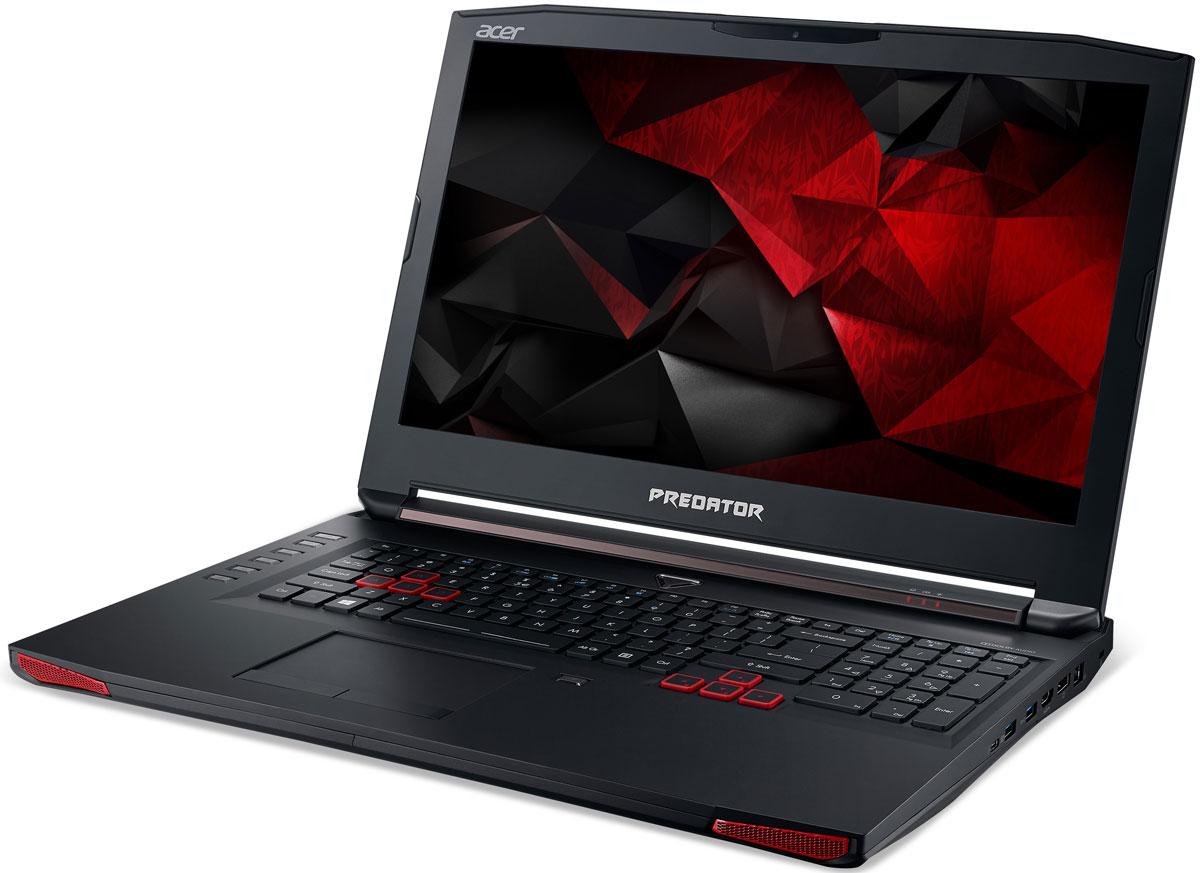 Acer Predator G5-793-549Y, Black - Ноутбуки