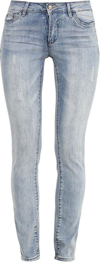Джинсы женские Finn Flare, цвет: голубой. B17-15014_126. Размер 32-32 (48-32)B17-15014_126Стильные женские джинсы Finn Flare станут отличным дополнением к вашему гардеробу. Модель изготовлена из высококачественного хлопка с добавлением эластана, она великолепно пропускает воздух и обладает высокой гигроскопичностью. Застегиваются джинсы на пуговицу и ширинку на застежке-молнии. На поясе имеются шлевки для ремня. Эти модные и в тоже время удобные джинсы помогут вам создать оригинальный современный образ. В них вы всегда будете чувствовать себя уверенно и комфортно.