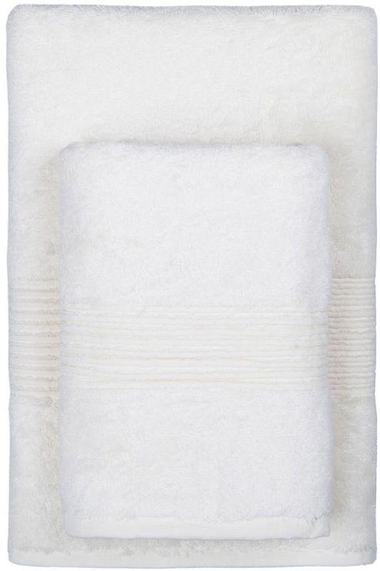 Полотенце махровое TAC Maison Bambu, цвет: кремовый, 70 x 140 см2999l-89655Полотенца ТАС приятно удивляют и дают возможность почувствовать себя творцом окружающего декора. Махровая ткань – официальное название фроте, народное – махра. Фроте – это натуральная ткань, поверхность которой состоит из ворса (петель основных нитей). Ворс может быть как одинарным (односторонним), так и двойным (двусторонним).Размер полотенца: 70 x 140 см.