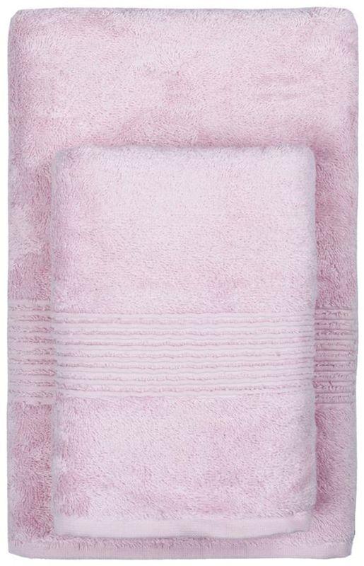 Полотенце махровое TAC Maison Bambu, цвет: розовый, 50 x 90 см2999m-89653Полотенца ТАС приятно удивляют и дают возможность почувствовать себя творцом окружающего декора. Махровая ткань – официальное название фроте, народное – махра. Фроте – это натуральная ткань, поверхность которой состоит из ворса (петель основных нитей). Ворс может быть как одинарным (односторонним), так и двойным (двусторонним).Размер полотенца: 50 x 90 см.