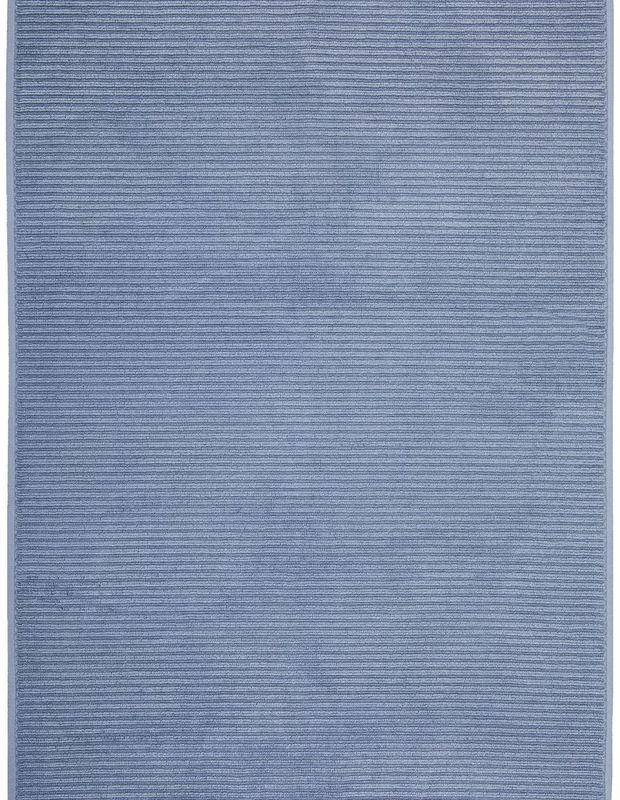 Полотенце махровое TAC Maison Bambu, цвет: синий, 50 x 70 см2999s-89665Полотенца ТАС приятно удивляют и дают возможность почувствовать себя творцом окружающего декора. Махровая ткань – официальное название фроте, народное – махра. Фроте – это натуральная ткань, поверхность которой состоит из ворса (петель основных нитей). Ворс может быть как одинарным (односторонним), так и двойным (двусторонним).Размер полотенца: 50 x 70 см.