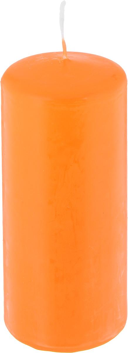 Свеча ароматическая Омский cвечной завод Апельсин, 5 х 5 х 11,5 см337466Ароматическая свеча Омский cвечной завод Апельсин, выполненная из парафина и хлопка, создаст в доме атмосферу тепла и уюта. Свеча приятно смотрится в интерьере, она безопасна и удобна в использовании. Свеча создаст приятное мерцание, а сладкий манящий аромат окутает вас и подарит приятные ощущения.Примерное время горения: 20 часов.