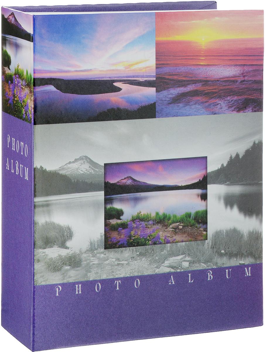 Фотоальбом Platinum Ландшафт - 2, 100 фотографий, 10 х 15 см12226-2_фиолетовый, PP46100SФотоальбом Platinum Ландшафт - 2 поможет красивооформить ваши фотографии. Обложка выполнена из толстогокартона и декорирована рисунком с ярким изображением.Внутри содержится блок из 50 листов с фиксаторами-окошкамииз полипропилена. Альбом рассчитан на 100 фотографийформата 10 х 15 см. Переплет - книжный.Нам всегда так приятно вспоминать о самых счастливыхмоментах жизни, запечатленных на фотографиях. Поэтомуфотоальбом является универсальным подарком к любомупразднику.Количество листов: 50.
