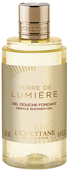 LOccitane Нежный гель для душа TERRE DE LUMIERE 250 мл462164