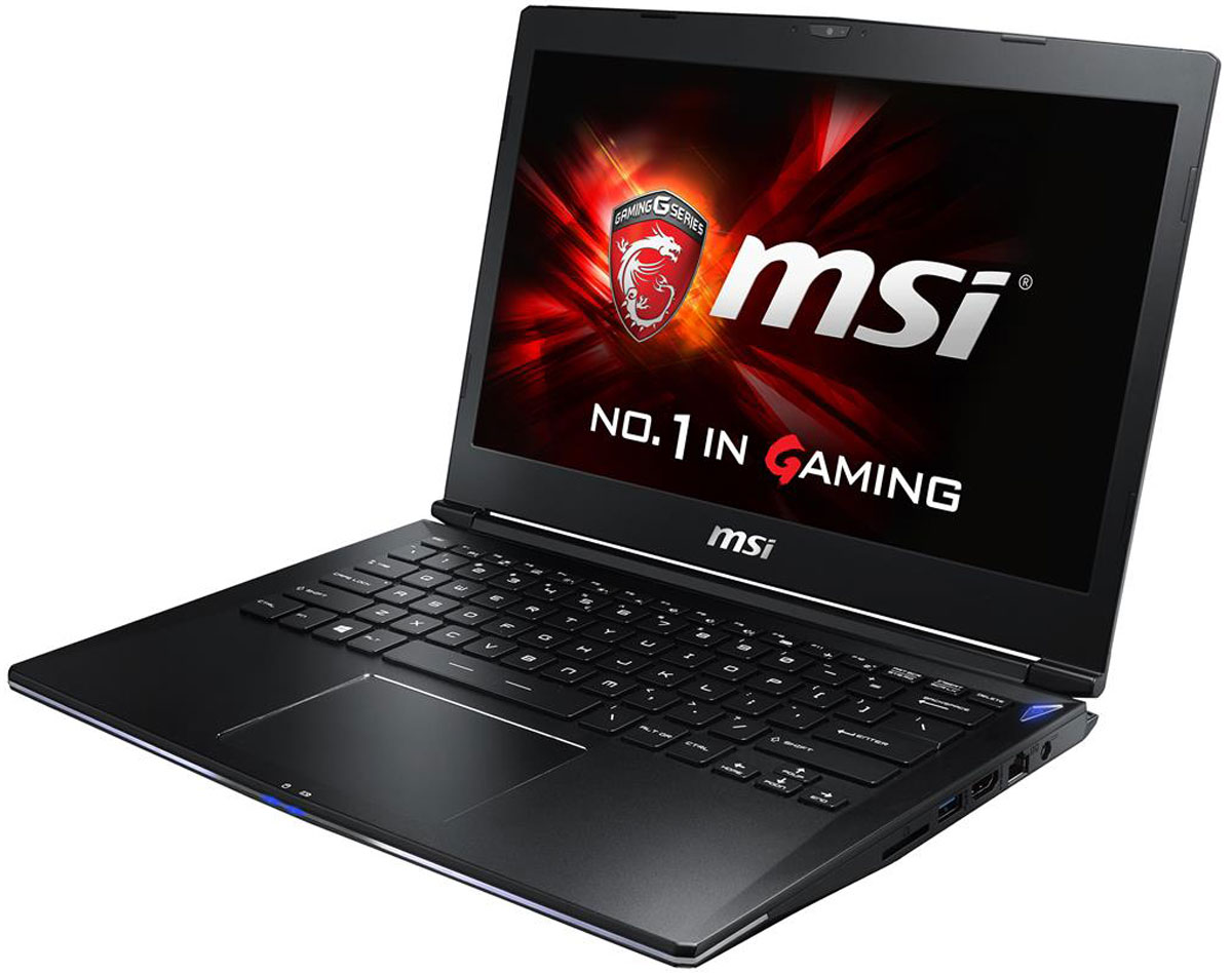 MSI GS32 7QE-013RU Shadow, Black ноутбук игровой msi gs32 7qe 013ru shadow