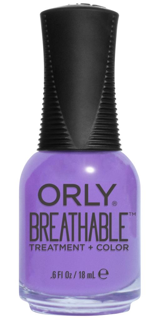 Orly Профессиональный дышащий уход (цвет) за ногтями 920 FEELING FREE 18 мл базы orly top 2 bottom объем 9 мл