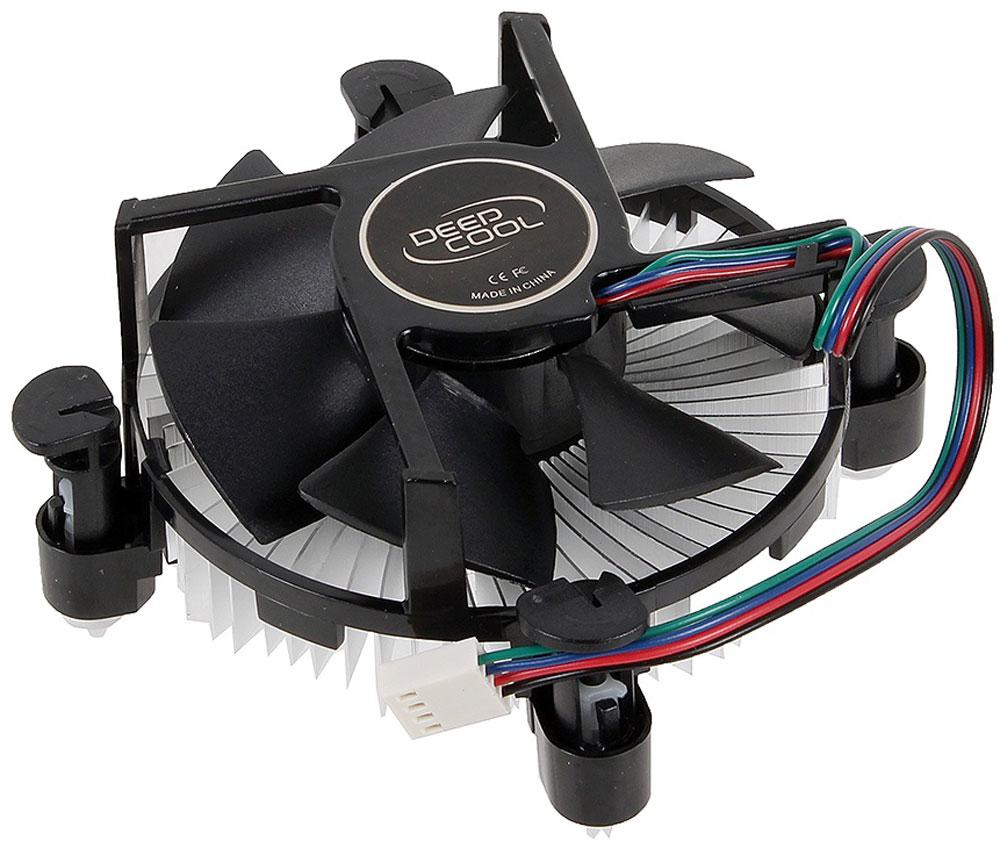 Deepcool CK-11509 PWM кулер компьютерный кулер компьютерный