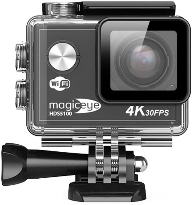 Gmini MagicEye HDS5100, Black экшн-камера gmini magicbox hdr1100h