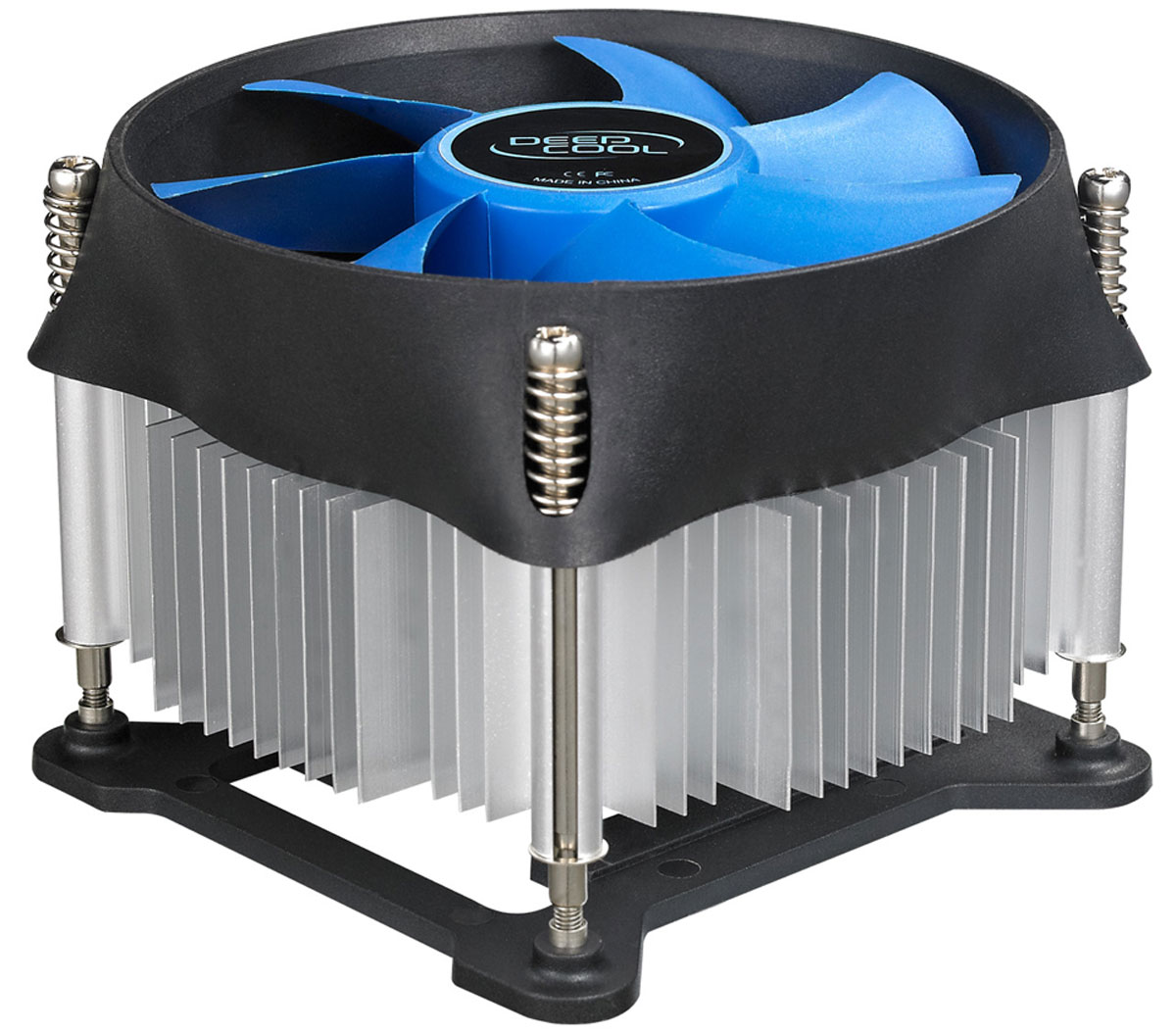 Deepcool THETA 20 кулер компьютерныйTHETA 20Кулер Deepcool THETA 20 оснащен алюминиевым радиатором с медным основанием, который является эффективным охлаждением для процессоров. Вентилятор, который имеет повернутую конструкцию, представляет собой хорошо сбалансированный прибор с позиции потока производимого воздуха и издаваемого шума. Анодированные титано-алюминиевые теплоотводы рационально рассеивают тепло. Установка винтов и задней панели обеспечивает безопасный монтаж.Как собрать игровой компьютер. Статья OZON Гид