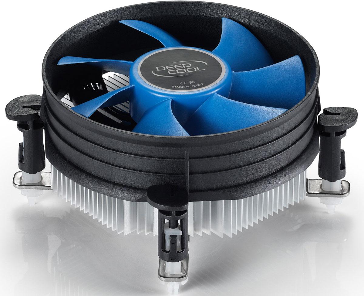 Deepcool THETA 9 кулер компьютерныйTHETA 9Кулер Deepcool THETA 20 оснащен алюминиевым радиатором с аналогичным основанием, который является эффективным охлаждением для процессоров.92 x 25 мм вентилятор обеспечивает большой поток воздуха для эффективного охлаждения процессора.Низкопрофильный радиатор легко устанавливается в случаях маленького форм-фактора.Термопаста нанесена на основание кулера.