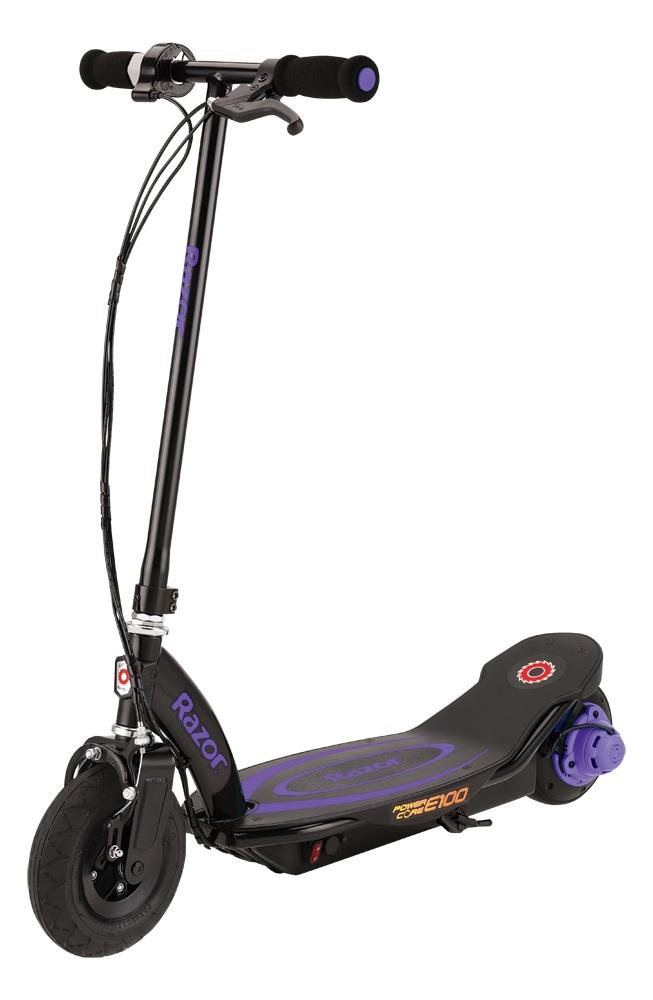 цена на Электросамокат Razor Power Core E100, цвет: фиолетовый