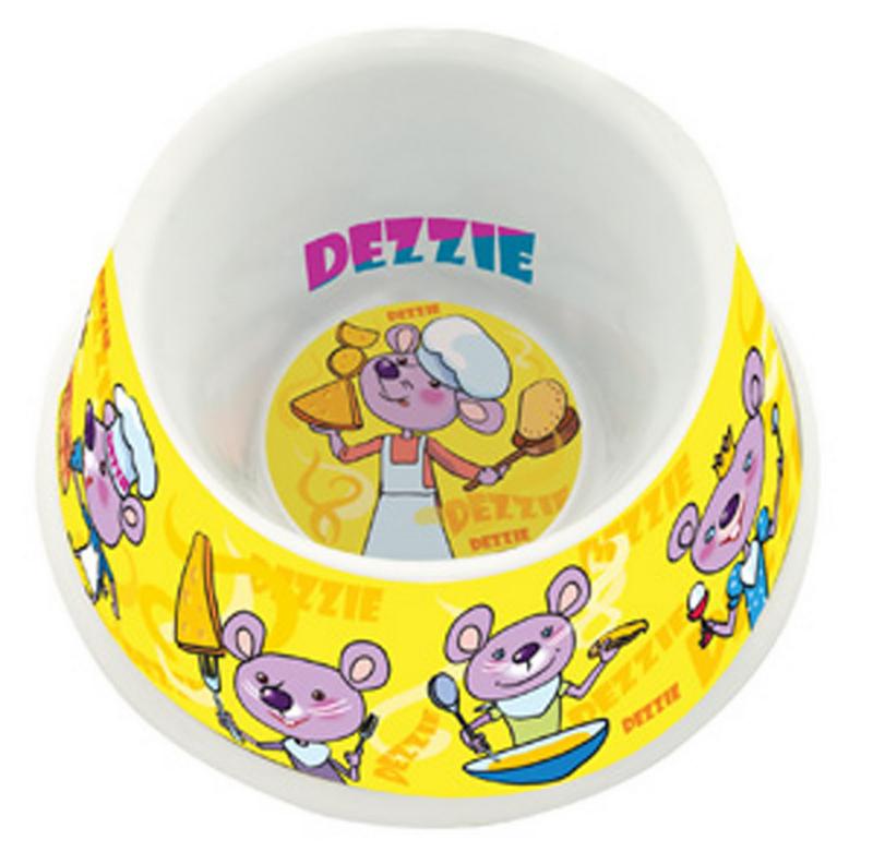 Миска для грызунов Dezzie Мышиный обед, 60 мл домик для кошек dezzie 5636054