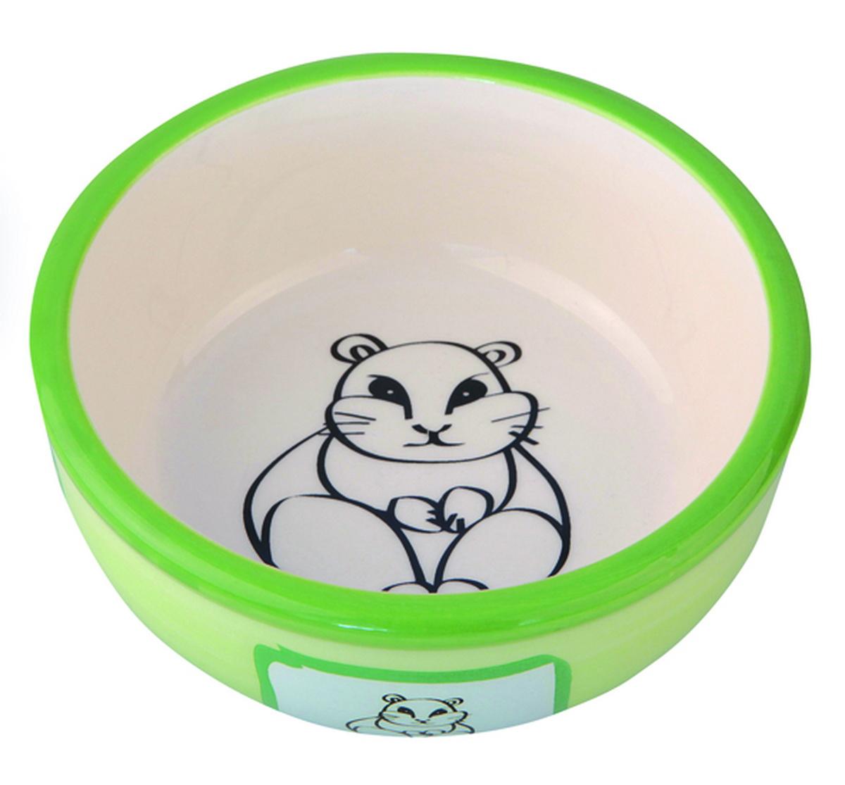 Миска для грызунов Dezzie Хомяк, 200 мл миска на подставке для кошек dezzie дуга