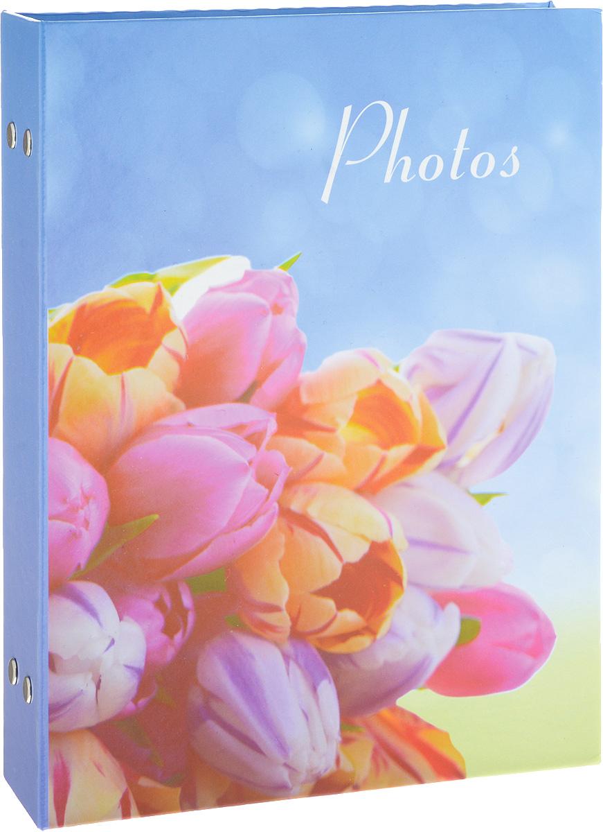 Фотоальбом Platinum Цветочная коллекция - 4, 200 фотографий, 10 х 15 см. PP46200S смартфон nokia 3 серебристый белый 5 16 гб lte wi fi gps 3g 11ne1s01a09