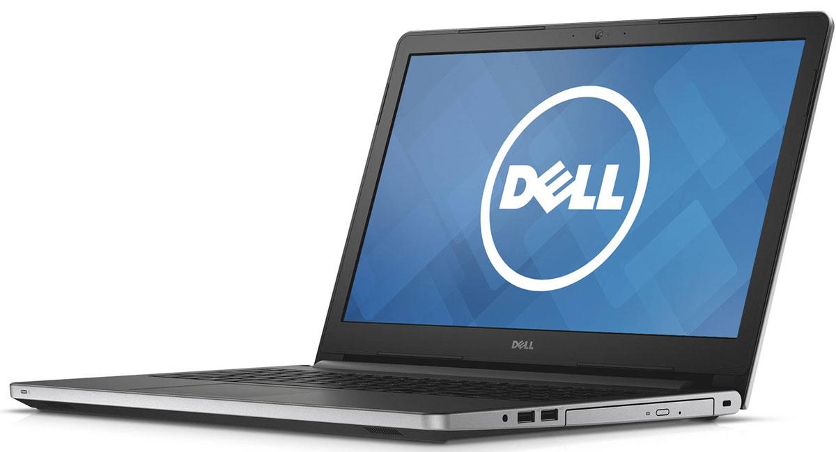 Dell Inspiron 5759, Silver (0261)5759-0261Dell Inspiron 5759 - достаточно просторный для воплощения ваших идей. Современный 17,3-дюймовый ноутбук с процессором Intel, дисководом DVD-дисков и ярким дисплеем с поддержкой разрешения HD+.Быстрая загрузка веб-страниц, игр и приложений благодаря процессорам Intel, обеспечивающим высочайшую производительность и потрясающее качество изображения. Увеличенное время работы без подзарядки. Удаляйтесь от сети электропитания без всяких опасений. Вместительный аккумулятор поможет вам увеличить время между зарядками до 7 часов.Поддержка технологии True Color обеспечивает возможность настройки насыщенности цветов в соответствии с личными предпочтениями пользователя. Скорректируйте температуру цвета и тон, чтобы установить уровень насыщенности цветов в соответствии со своими потребностями. Чем бы вы ни занимались — микшированием, прослушиванием потокового аудио или общением, — технология MaxxAudio компании Waves делает низкие частоты ниже, а высокие частоты — выше, обеспечивая фантастическое качество звучания.Смотрите фильмы с DVD-дисков, записывайте компакт-диски или быстро загружайте системное программное обеспечение и приложения на свой компьютер с помощью внутреннего дисковода оптических дисков. Эффективный ввод данных: оперативно выполняйте расчеты или работайте с электронными таблицами и документами с помощью десятизначной цифровой клавиатуры.Точные характеристики зависят от модификации.Ноутбук сертифицирован EAC и имеет русифицированную клавиатуру и Руководство пользователя.