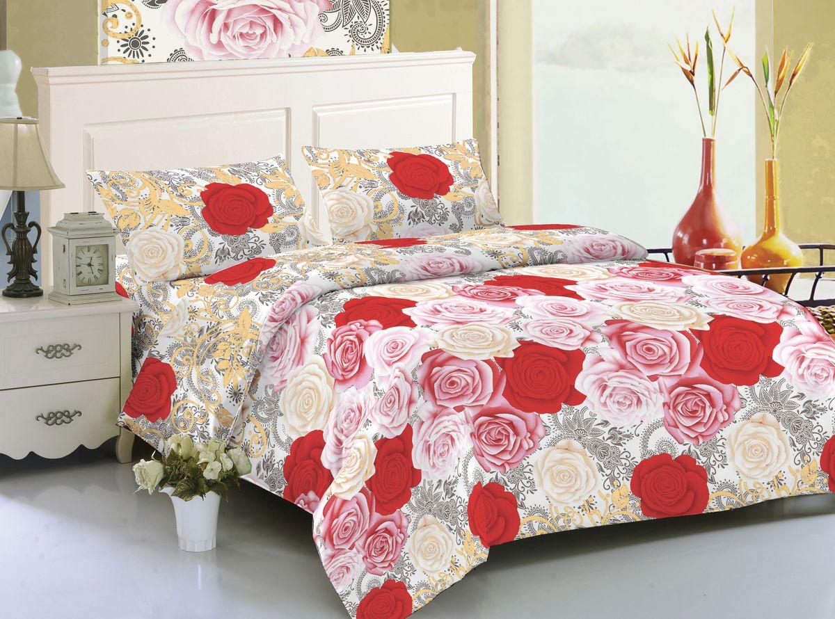 Комплект белья Amore Mio Allison, 1,5-спальный, наволочки 70x70, цвет: молочный, розовый, красный, бежевый, серый82607Amore Mio – Комфорт и Уют - Каждый день! Amore Mio предлагает оценить соотношению цены и качества коллекции. Разнообразие ярких и современных дизайнов прослужат не один год и всегда будут радовать Вас и Ваших близких сочностью красок и красивым рисунком. Мако-сатина - Свежее решение, для уюта на даче или дома, созданное с любовью для вашего комфорта и отличного настроения! Нано-инновации позволили открыть новую ткань, полученную, в результате высокотехнологического процесса, сочетает в себе широкий спектр отличных потребительских характеристик и невысокой стоимости. Легкая, плотная, мягкая ткань, приятна и практична с эффектом «персиковой кожуры». Отлично стирается, гладится, быстро сохнет. Дисперсное крашение, великолепно передает качество рисунков, и необычайно устойчива к истиранию. Пр