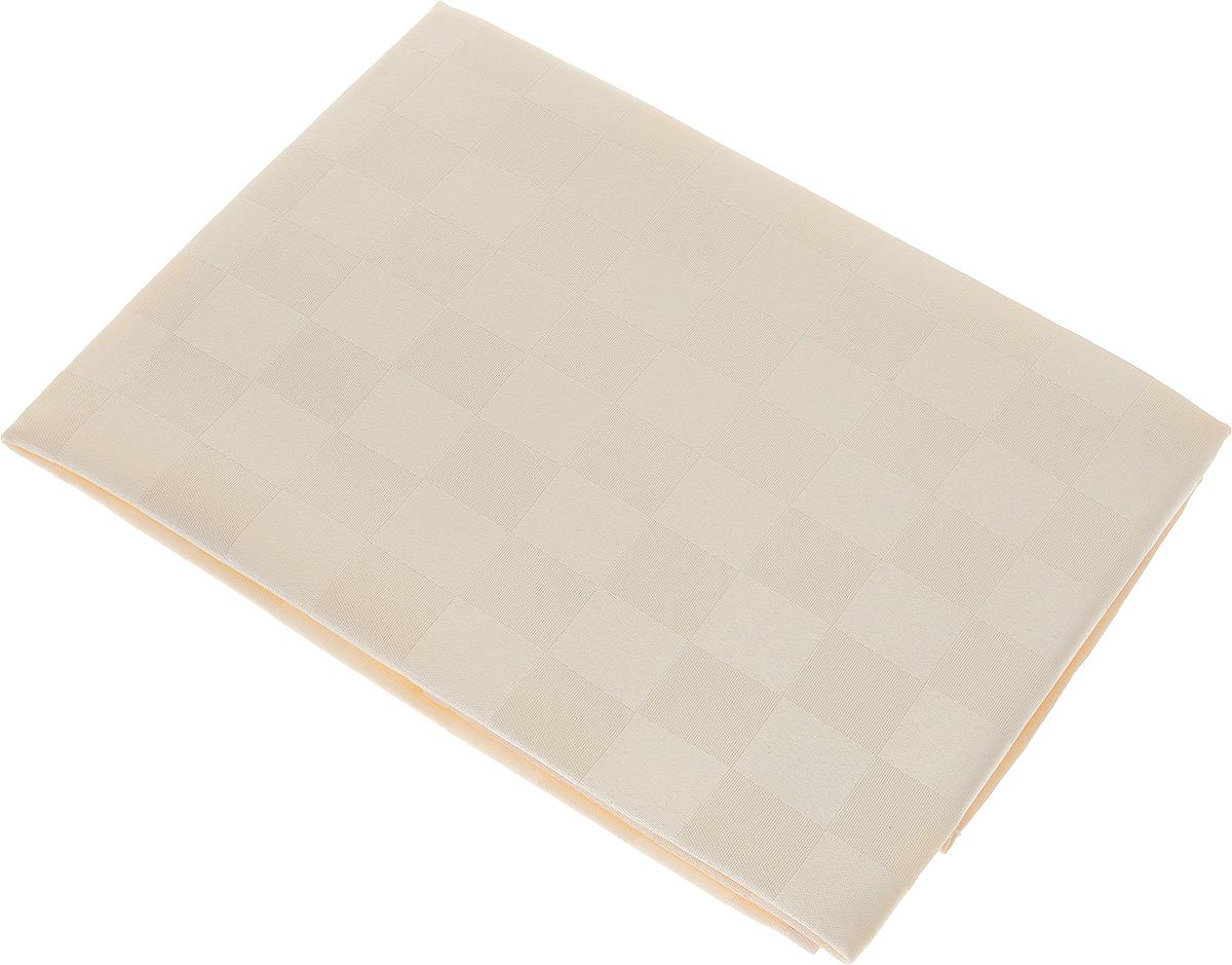 Скатерть Schaefer, квадратная, цвет: кремовый, 80 x 80 см. 4169/FB.004169/FB.00 Скатерть, 80*80 смКвадратная скатерть Schaefer, выполненная из полиэстера с оригинальным рисунком, станет изысканным украшением кухонного стола. За текстилем из полиэстера очень легко ухаживать: он не мнется, не садится и быстро сохнет, легко стирается, более долговечен, чем текстиль из натуральных волокон.Использование такой скатерти сделает застолье торжественным, поднимет настроение гостей и приятно удивит их вашим изысканным вкусом. Также вы можете использовать эту скатерть для повседневной трапезы, превратив каждый прием пищи в волшебный праздник и веселье. Это текстильное изделие станет изысканным украшением вашего дома!