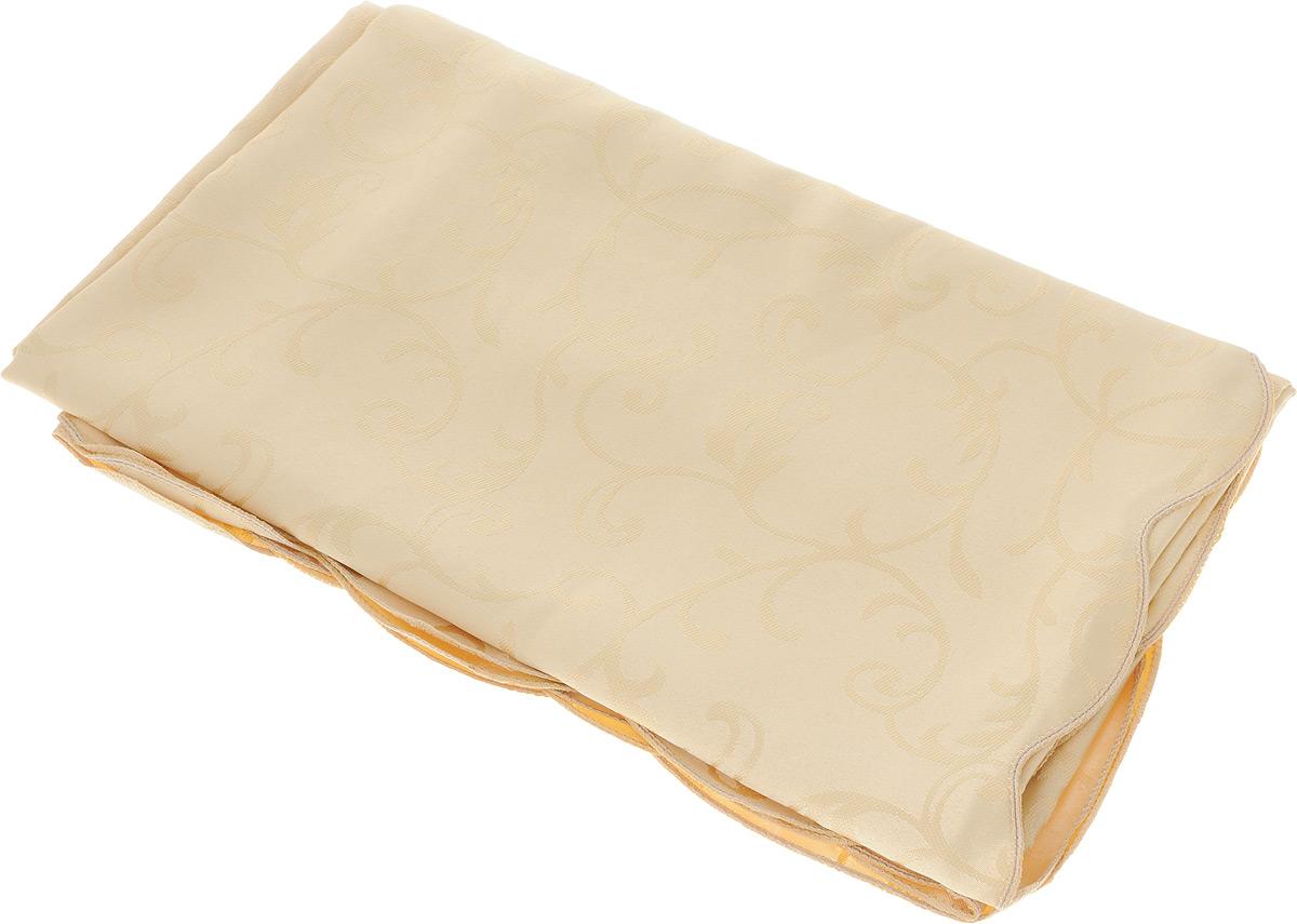 Скатерть Schaefer, прямоугольная, цвет: бежевый, 130 x 220 см. 4121/Fb.214121/Fb.21 Скатерть, 130*220 смПрямоугольная скатерть Schaefer, выполненная из полиэстера с оригинальным рисунком, станет изысканным украшением кухонного стола. За текстилем из полиэстера очень легко ухаживать: он не мнется, не садится и быстро сохнет, легко стирается, более долговечен, чем текстиль из натуральных волокон.Использование такой скатерти сделает застолье торжественным, поднимет настроение гостей и приятно удивит их вашим изысканным вкусом. Также вы можете использовать эту скатерть для повседневной трапезы, превратив каждый прием пищи в волшебный праздник и веселье. Это текстильное изделие станет изысканным украшением вашего дома!