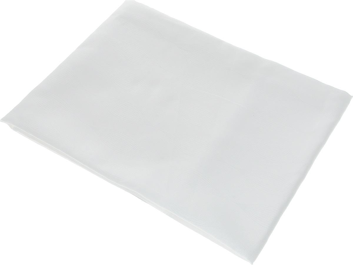 Скатерть Schaefer, прямоугольная, цвет: белый, 130 х 170 см. 07732-429 скатерти schaefer скатерть 130 225см 100