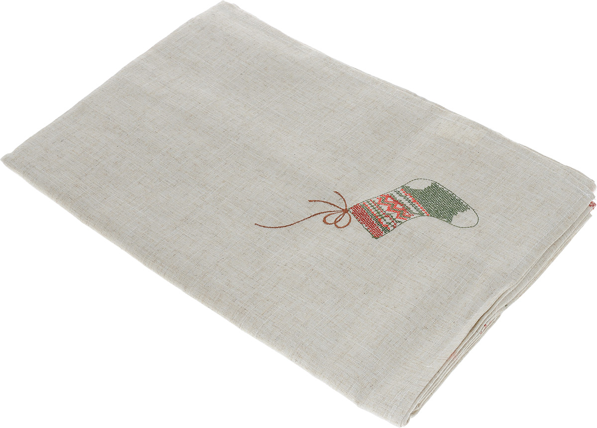 Скатерть Schaefer, прямоугольная, цвет: серо-бежевый, 160 х 220 см. 07831-40807831-408Прямоугольная скатерть Schaefer, выполненная из полиэстера, станет изысканным украшением кухонного стола. За текстилем из полиэстера очень легко ухаживать: он не мнется, не садится и быстро сохнет, легко стирается, более долговечен, чем текстиль из натуральных волокон.Использование такой скатерти сделает застолье торжественным, поднимет настроение гостей и приятно удивит их вашим изысканным вкусом. Также вы можете использовать эту скатерть для повседневной трапезы, превратив каждый прием пищи в волшебный праздник и веселье. Это текстильное изделие станет изысканным украшением вашего дома!