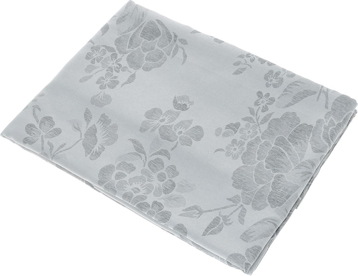 Скатерть Schaefer, прямоугольная, цвет: серый, 130 х 170 см. 07838-42907838-429Прямоугольная скатерть Schaefer, выполненная из полиэстера с оригинальным рисунком, станет изысканным украшением кухонного стола. За текстилем из полиэстера очень легко ухаживать: он не мнется, не садится и быстро сохнет, легко стирается, более долговечен, чем текстиль из натуральных волокон.Использование такой скатерти сделает застолье торжественным, поднимет настроение гостей и приятно удивит их вашим изысканным вкусом. Также вы можете использовать эту скатерть для повседневной трапезы, превратив каждый прием пищи в волшебный праздник и веселье. Это текстильное изделие станет изысканным украшением вашего дома!