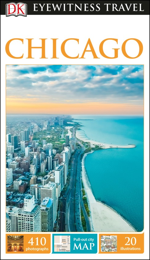 DK Eyewitness Travel Guide Chicago pocket guide to chicago architecture