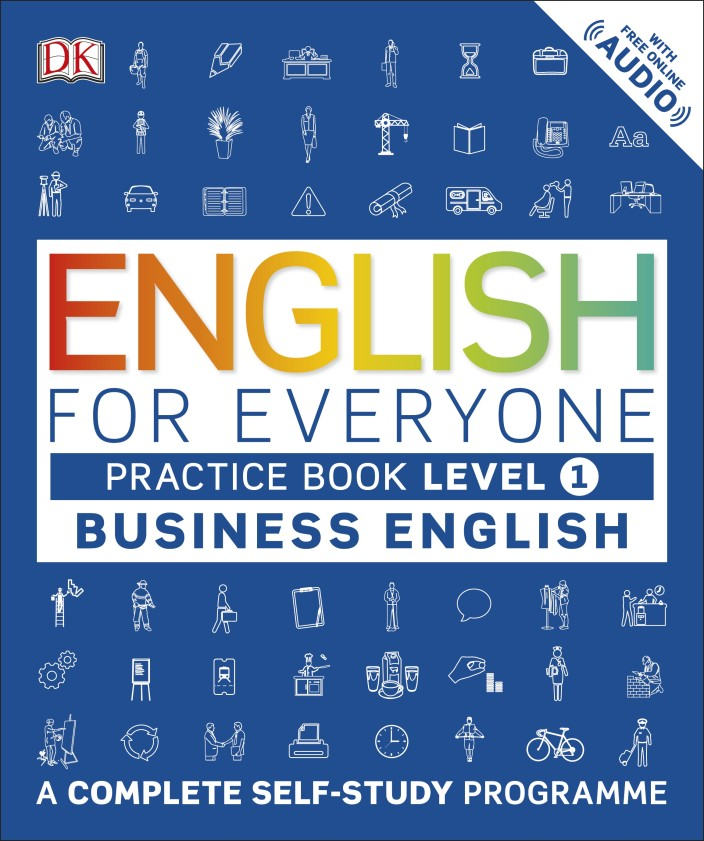 English for Everyone Business English Level 1 Practice Book mastering english prepositions