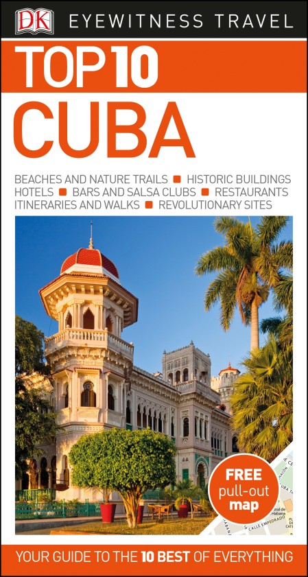 DK Eyewitness Top 10 Travel Guide Cuba cuba