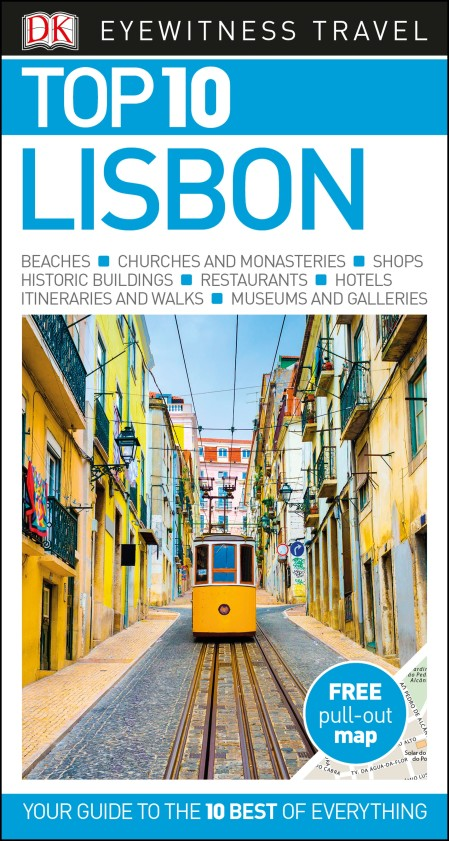 DK Eyewitness Top 10 Travel Guide Lisbon dk eyewitness top 10 travel guide devon