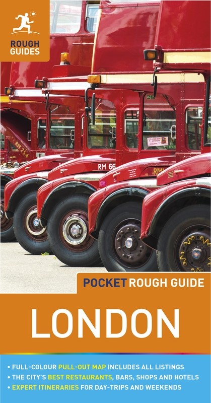 Pocket Rough Guide London leyland s a curious guide to london tales of a city