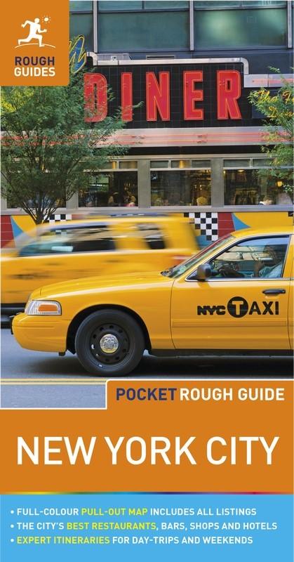 Pocket Rough Guide New York City обеденный стол дик стол 41 венге стекло бежевое