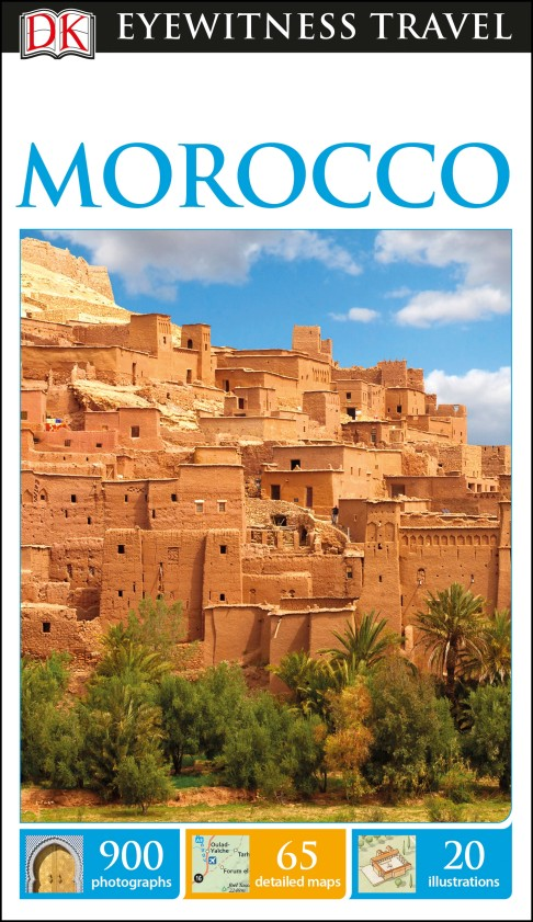 DK Eyewitness Travel Guide Morocco all the bright places