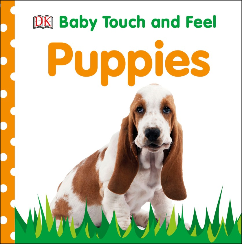 Baby Touch and Feel Puppies touch and feel dinosaur touch
