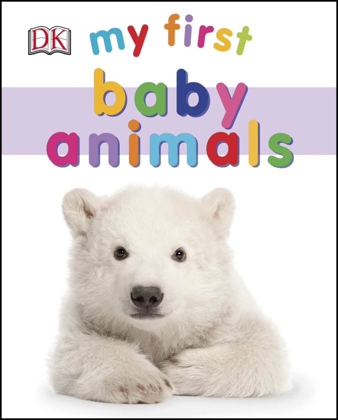 My First Baby Animals верх бандо quelle lascana 154961